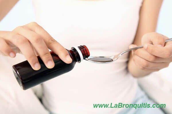 Medicamento Romilar de 15 mg para la tos
