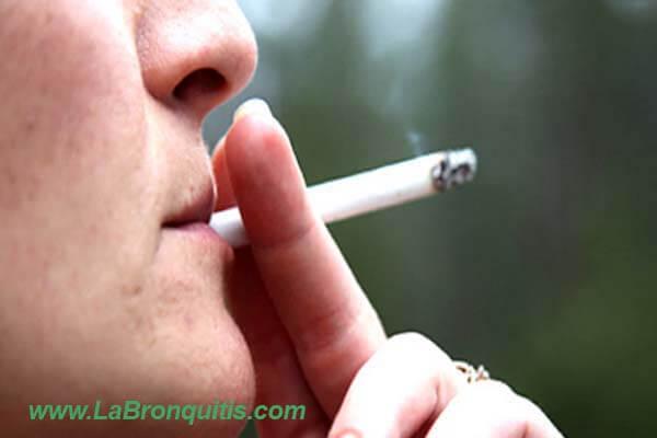 tabaquismo y enfermedades respiratorias