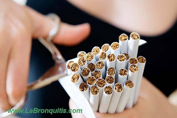 los fumadores necesitan ayuda