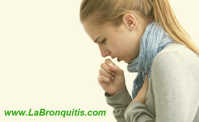 que es la bronquitis