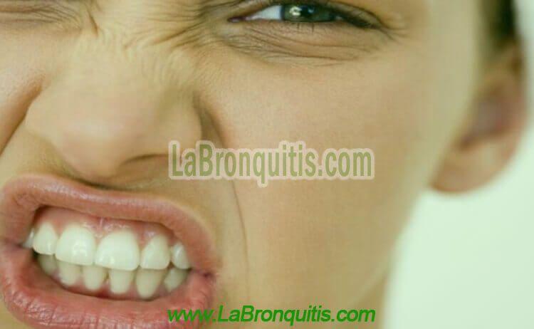 Bronquitis y relación con enfermedades dentales