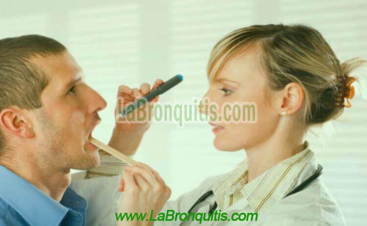 Mala salud bucodental multiplica el riesgo de bronquitis