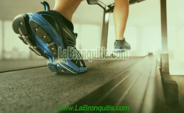 ¿Por qué hacer ejercicio es bueno para prevenir la bronquitis?