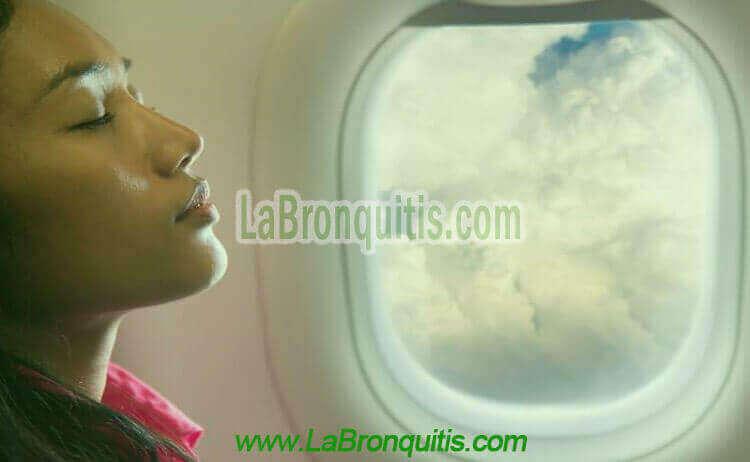 Viajar con problemas respiratorios