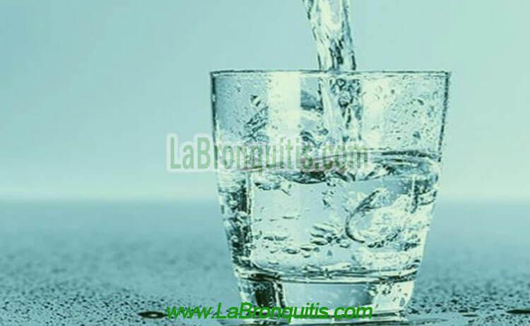 Sistema de osmosis - agua osmotizada - para combatir la gripe y el resfriado