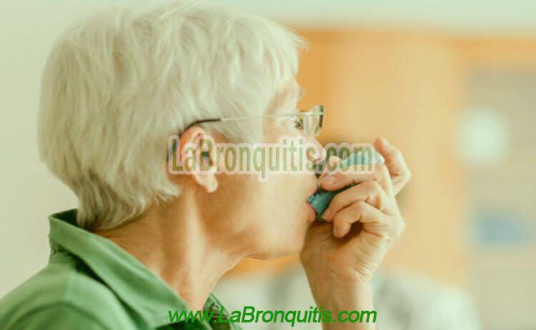 Tratamiento para la bronquitis asmática