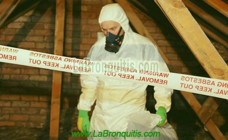 ¿Por qué es peligroso el amianto?
