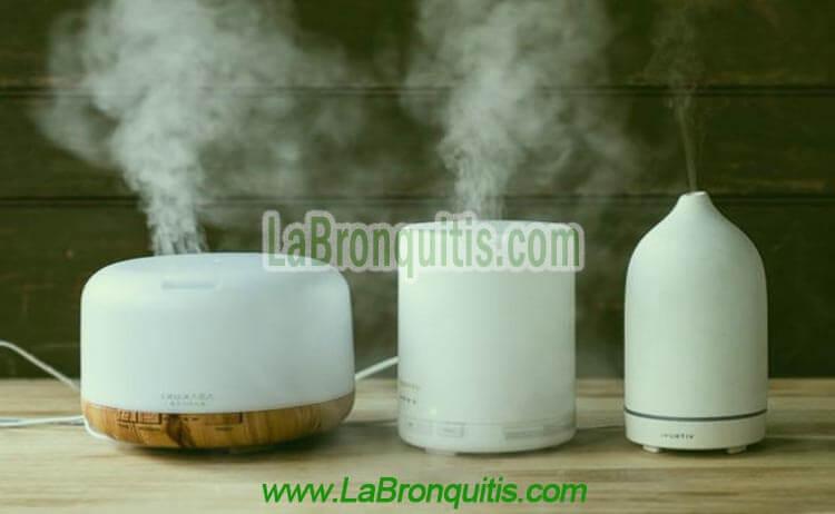 Efecto de la aromaterapia en el sistema respiratorio