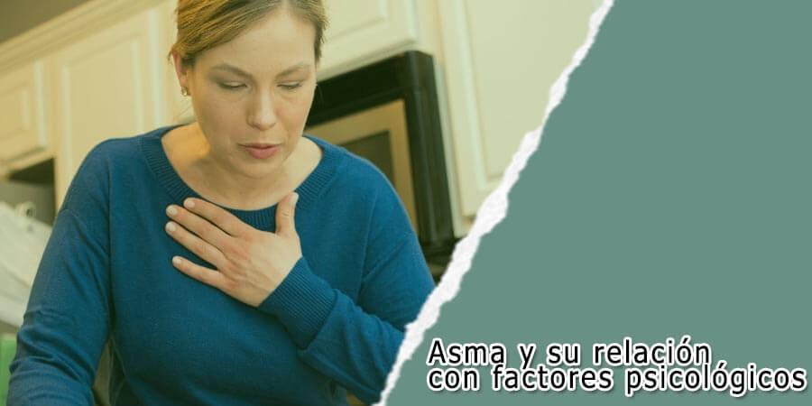 Asma y con factores psicológicos